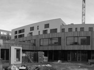 Danube Ilot G & Ecole maternelle (Strasbourg)
